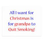 Quit Smoking Grandpa
