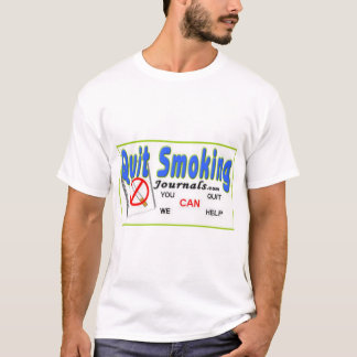 QUIT SMOKING JOURNALS T-Shirt