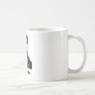 Quit Stalin Basic White Mug