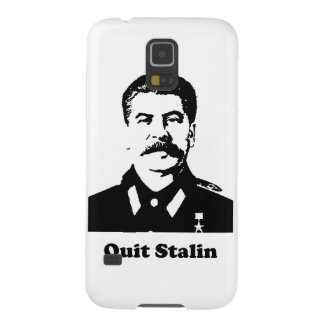 Quit Stalin Case For Galaxy S5
