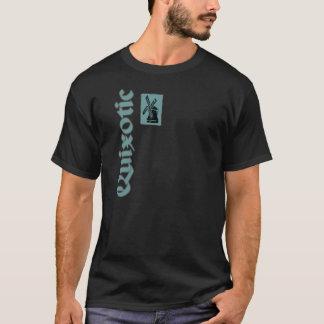 Quixotic Windmill ala Don Quijote T-Shirt