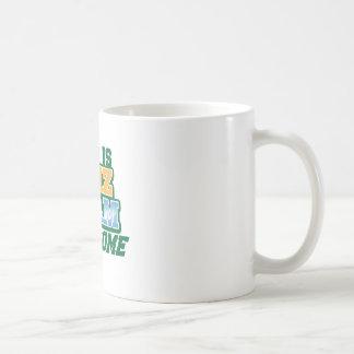 QUIZ TEAM AWESOME! New Zealand pub quiz Basic White Mug