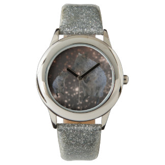 Quokka Chit Chat, Girls Glitter Watch