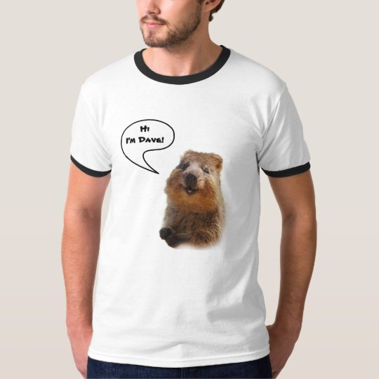 Quokka Gear Quote T-Shirt