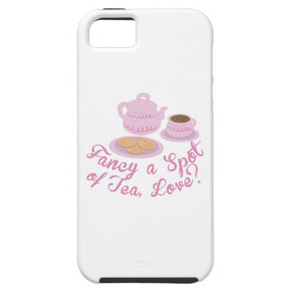 """""""English Tea Time Fancy a Spot of Tea, Love?& iPhone 5 Cases"""