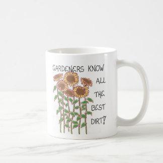 Quote about Gardening - Mug