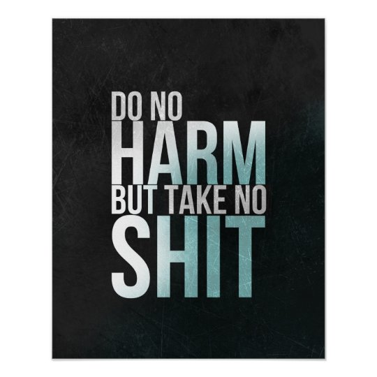 Quote art Typography poster Funny inspirational