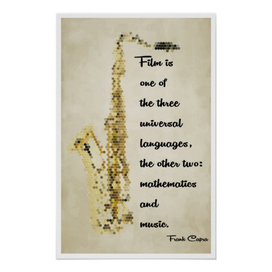 Quote by Frank Capra - Math Posters