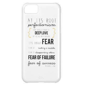 quote case iPhone 5C case