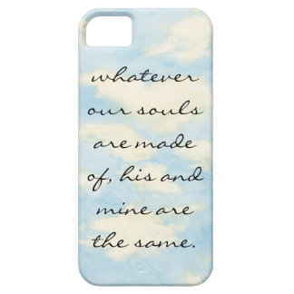 Quote Phonecase (from After) iPhone 5 Cover