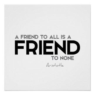 QUOTES: Aristotle: A friend