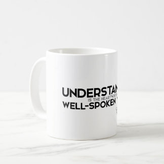 QUOTES: Buddha: Understanding Coffee Mug
