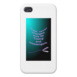 """QUOTES~N~ MOTION"" GEAR WEAR 30 by CARA G. RHODES iPhone 4/4S Cover"
