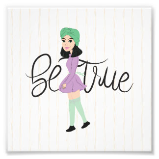 Quotes on Art: Be True Photo