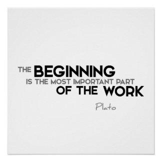 QUOTES: Plato: The Beginning