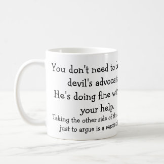 Quotes Tolerance Anger Management Business Coffee Mug