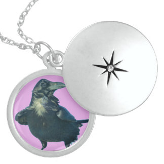Quoth the Raven: Nevermore Pendant