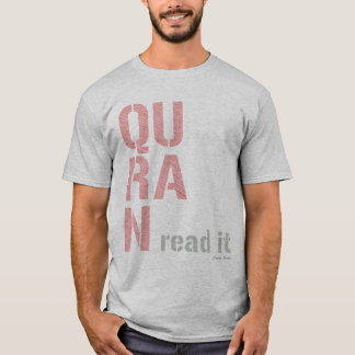Quran: Read It T-Shirt