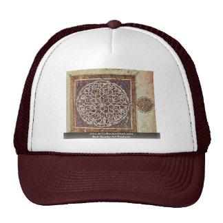 Qur'An Scene Ornament By Arabischer Maler Um 1180 Trucker Hat