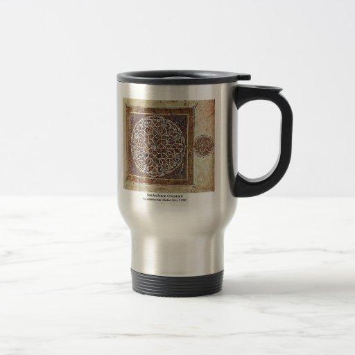 Qur'An Scene Ornament By Arabischer Maler Um 1180 Coffee Mug