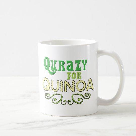 Qurazy for Quinoa © - Funny Quinoa Slogan