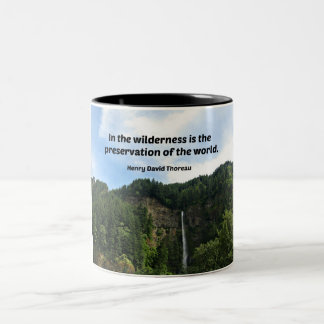 Qute about the WIlderness Mugs