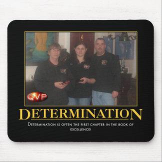 QVP Determination Mousepad