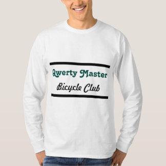 Qwerty Master Bicycle Club Shirts