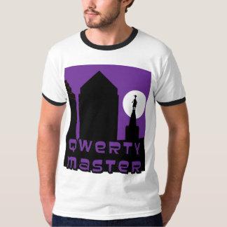 Qwerty Master Philadelphia T-Shirt