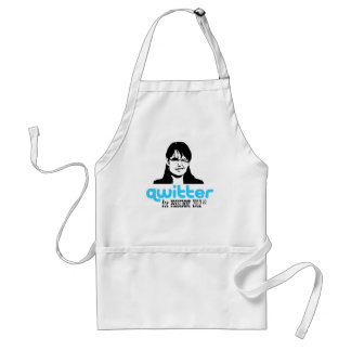 Qwitter Apron
