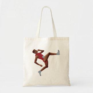 QWOP Goofy Track Runner Canvas Bag