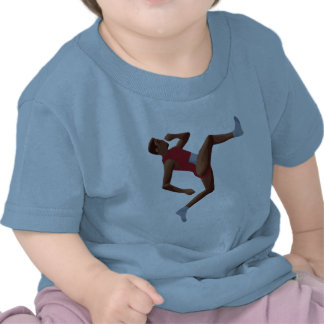 QWOP Goofy Track Runner T Shirts