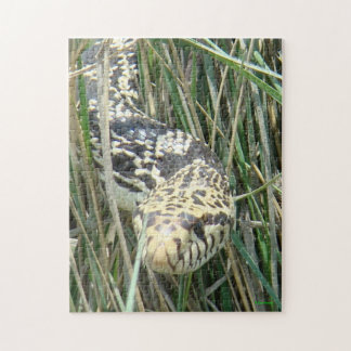 R0004 Bull Snake Puzzle
