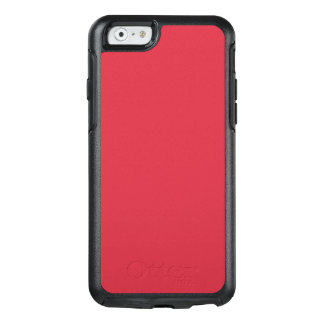 R06 Renewed Brick Red Color OtterBox iPhone 6/6s Case