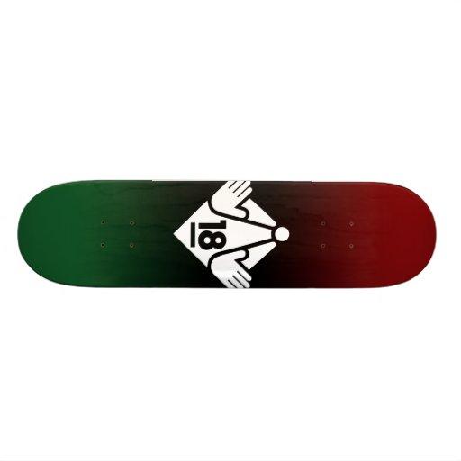 R18 (W) SKATE BOARD