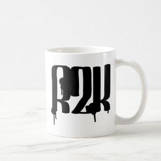R2K BASIC WHITE MUG