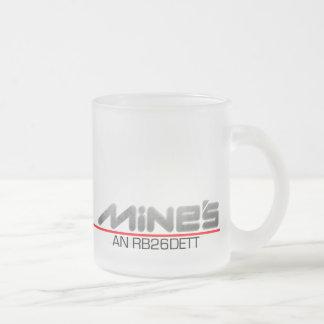 R33 Nissan Skyline GT-R parody Mug
