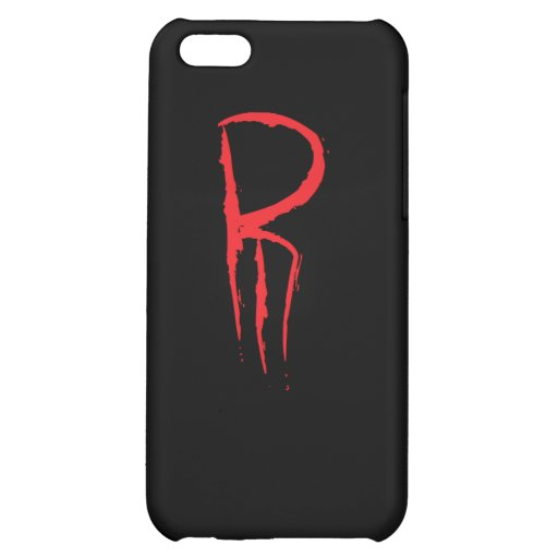R3 official logo case for iPhone 5C