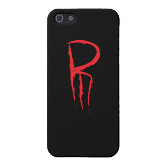 R3 official logo cover for iPhone 5/5S