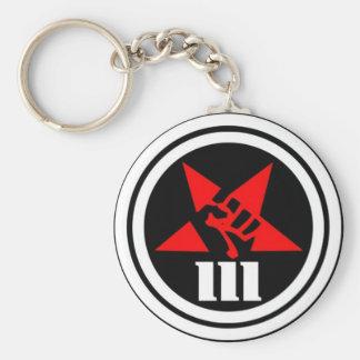 R3F Shield Keychain