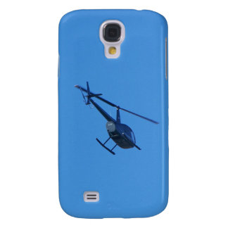 R44 Helicopter Galaxy S4 Case