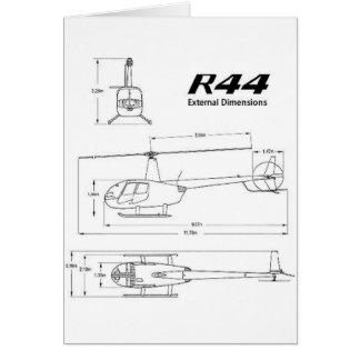 R-44 Robinson Card