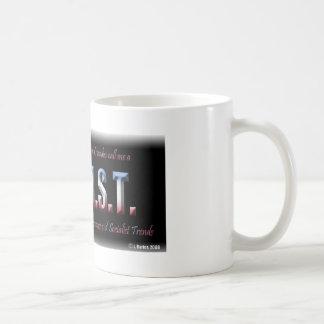 R.A.C.I.S.T. COFFEE MUG