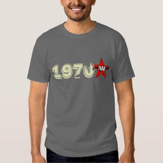 R.A.F. 1970 TEES