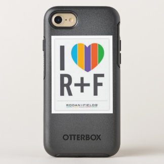 R and F Love iPhone 8 Case