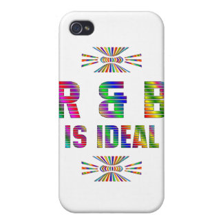 R B is Ideal iPhone 4/4S Covers