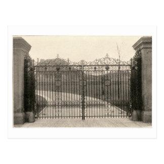 R.B. Mellon Estate Postcard