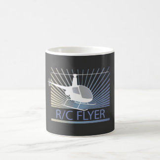 R-C Flyer Copter Mugs