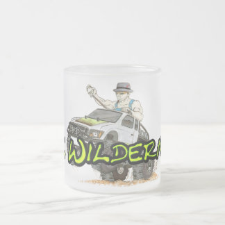 R/C Wilderness Frosted Mug