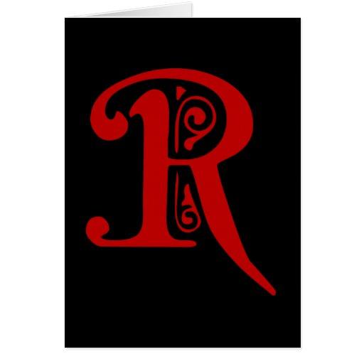 R CARDS